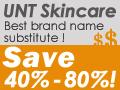 Brand Name Skincare Substitute (shopUNT.com)