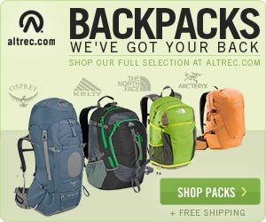 We have your Back -Shop Backpacks at Altrec