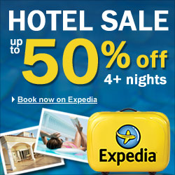 Summer Vacation Sale at Expedia!
