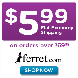 $5.99 Flat Shipping on orders over $69.99