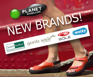 New Brands Join PlanetShoes