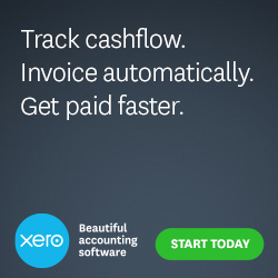 AUS Traffic: Xero Benefits 250x250