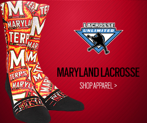 Shop Maryland Terrapins College Lacrosse Gear at Lacrosse Unlimited