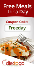 Diet-to-Go Coupon FREEDAY