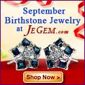 JeGem.com ~ 125x125 September Birthstone