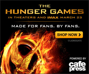 Get your Hunger Games gear made by fans. For fan.