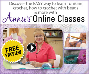 online crochet classes learn how to