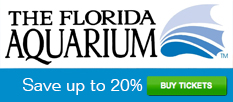 The Florida Aquarium - Save 20% on Tickets!