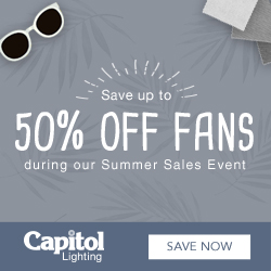 Summer Sale - Save Up To 50% Off Fans