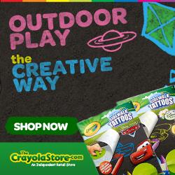 Happy Holidays from CrayolaStore.com!