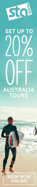 STA Travel Australia Tour Deals