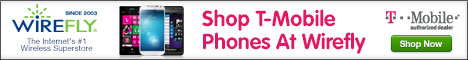 Save on T-Mobile Cell Phones with Wirefly!