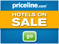 NO priceline hotel cancellation or change fees!