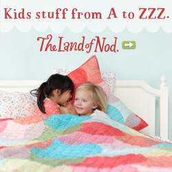 Sale at The Land of Nod