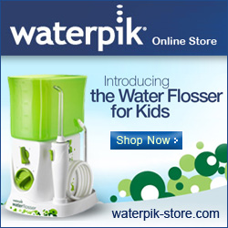 The Water Flosser for Kids - Waterpik-Store.com