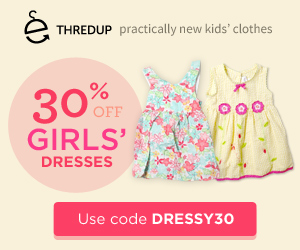 Save 30% on Girls' Dresses