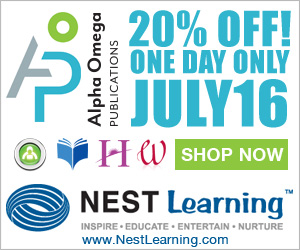 20% Off AOP at NestLearning.com