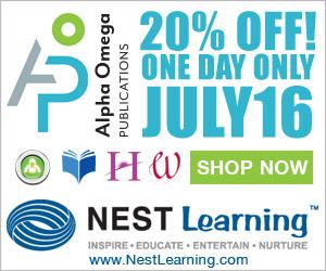 20% Off AOP at NestLearning.com