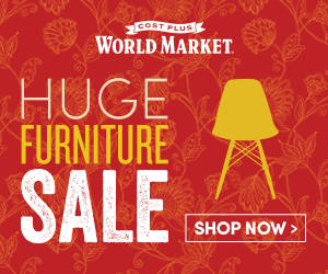 Huge Furniture Sale! Up to 50% off ALL Dining, Living, Bedroom & Home Office Furniture