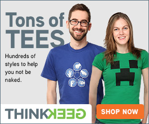 Interactive T-Shirts banner