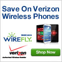 Save on Verizon Wireless Cell Phones with Wirefly!