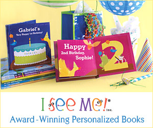 Books specially for your children!