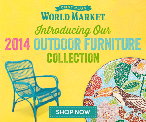 Introducing World Market's New Outdoor Collection