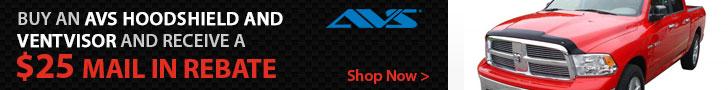 AVS Ventvisor + Hoodshield combo purchase