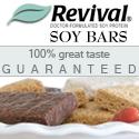 Revival Soy Bars