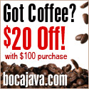 Boca Java Father's Day Gifts