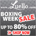 Luello.com Boxing Week Sale!