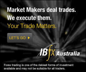 Market makers deal trades - we execute them.
