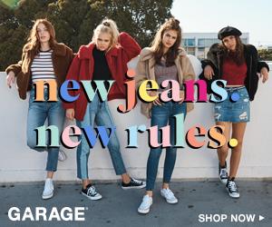 www.GarageClothing.com