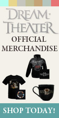 Dream Theater Official Merchandise -2011