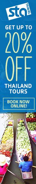 STA Travel Thailand Tours