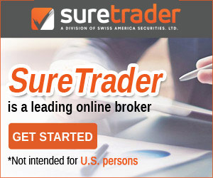 SureTrader is a leading online broker