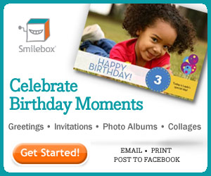 Create amazing birthday invites in minutes!