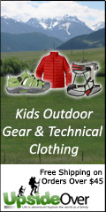 Outdoor Gear for Kids