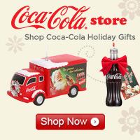 Shop Coca-ColaStore.com Now!