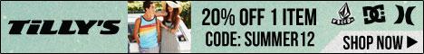 20% off one item
