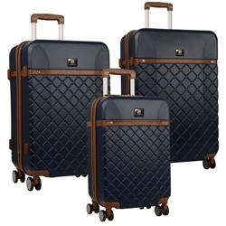 Anne Klein Greenwich  3 piece luggage