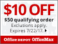 Save $10 Off Your $50 Qualifying Order! Exclusions Apply. Use Code: 10OFFODOMX29
