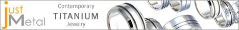 Titanium Rings by JustMetal