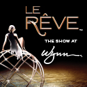Le Reve at the Wynn Las Vegas