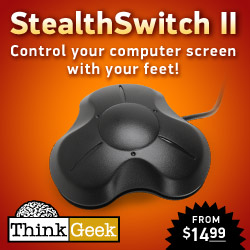 StealthSwitch II banner