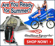 Summer Products at OnlineSports.com!