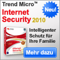 Germany - Trend Micro PC-cillin Internet Security