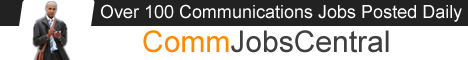 Communications Jobs Central - 100+ Jobs Daily