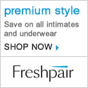 Freshpair.com Free Shipping Coupons