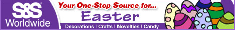Shop S&S Worldwide for Easter Supplies